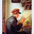 The artist s son
