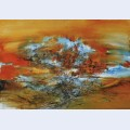 Abstract painting 13