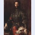 Portrait of guidubaldo della rovere