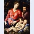 The panciatichi holy family