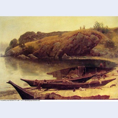 Canoes 1888