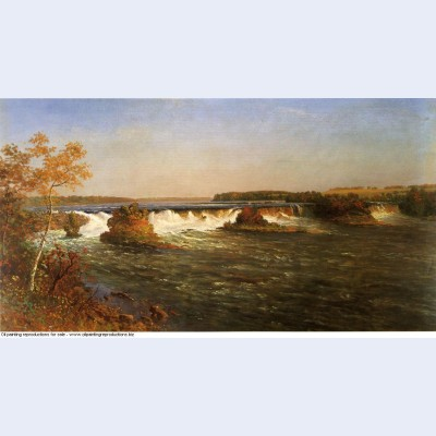 Falls of saint anthony 1887