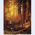 Giant redwood trees of california 1874