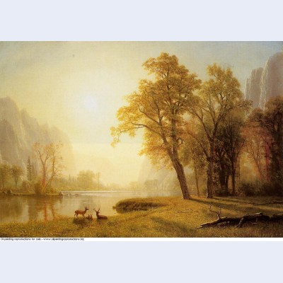 Kings river canyon california 1874
