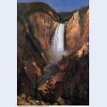 Lower yellowstone falls 1881