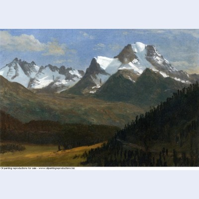 Mountain landscape 1