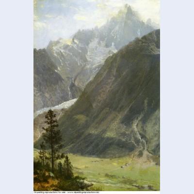 Mountain landscape 4