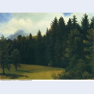 Mountain resort 1859