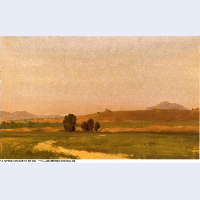 Nebraska on the plain