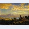 Scene in the tyrol 1854