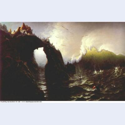 Seal rocks san francisco 1872
