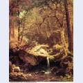 The mountain brook 1863