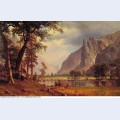 Yosemite valley 1866