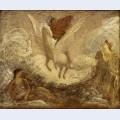 Pegasus departing