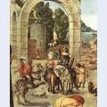 Adoration fragment 3
