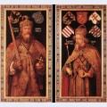 Emperor charlemagne and emperor sigismund
