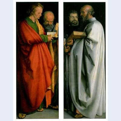 The four apostles