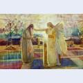 Archangel gabriel struck zechariah mute