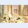 Christ s sermon in the temple