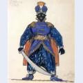 Blackamoor costume design