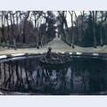 Flora pool in versailles