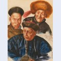Mongolian chiefs