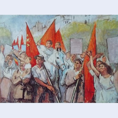 May day in freedom