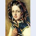 Girl in a kerchief