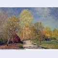 A may morning in moret 1886