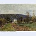 An autumn evening near paris 1879