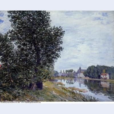 At moret sur loing 1892