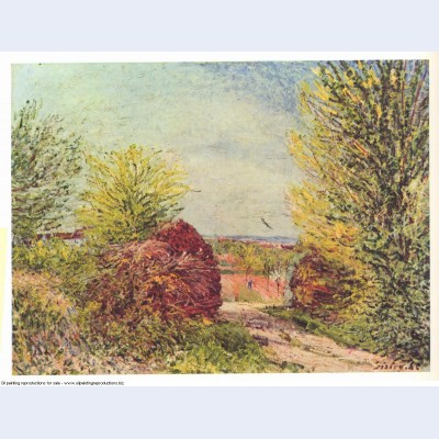 Away in the spring veneux nadon 1885
