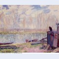 Banks of the loing 1890
