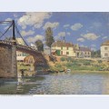 Bridge at villeneuve la garenne 1872 1