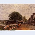 Construction site at saint mammes 1880 1