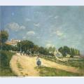 Landscape at andresy 1875