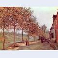 Morning in june saint mammes et les coteaux de la celle 1884