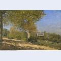 Near louveciennes 1874