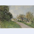 Path near sevres 1879
