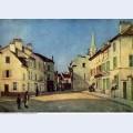 Platz in argenteuil 1872