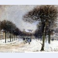 Road from saint germain to marly 1875