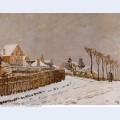Snow at louveciennes 1873