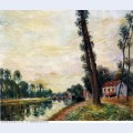 The banks of the loing 1892