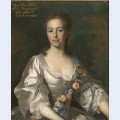 Hon mary townshend the daughter of charles townshendnd viscount townshend of raynham and