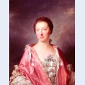 Portrait of elizabeth gunning duchess of argyll
