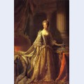 Portrait of queen charlotte