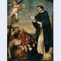 St vincent ferrer preaching