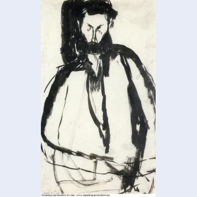 Bearded man 1905