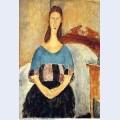 Jeanne hebuterne 1919 1