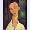 Portrait of lunia czechowska 1918